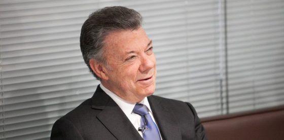 Santos: ya están en pleno funcionamiento las medidas para disminuir el paso de venezolanos a Colombia