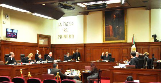 México Corte