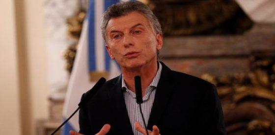 "Macri le respondió a Maduro: ""Es un dictador"""
