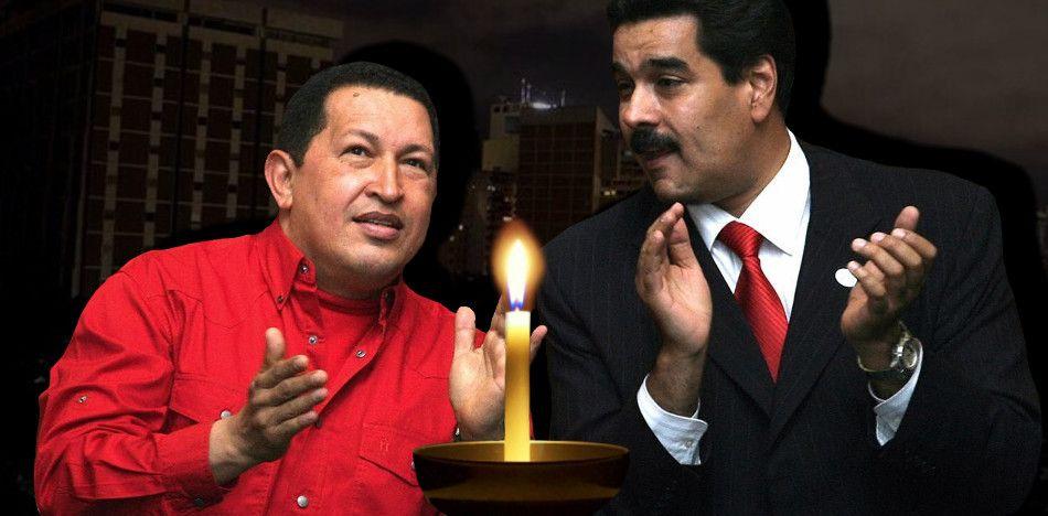 Sistema eléctrico Venezuela