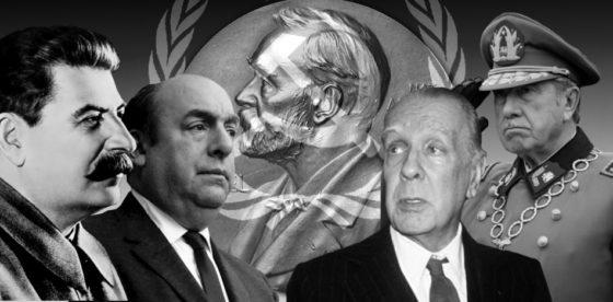 Comprobado: Premio Nobel discrimina ideológicamente, el caso de Borges