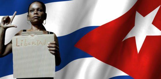 Libertaria cubana detenida por régimen Castrista