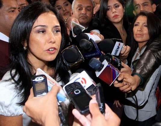 Nadine Heredia -Perú