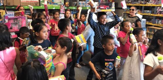 Cómo bitcoin financió la Navidad de huérfanos y niños abusados en México