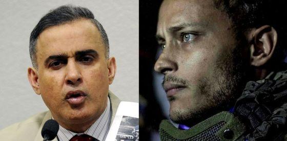 """Tarek William Saab, defensor de la """"razón de Estado"""" en el caso de Óscar Pérez"""