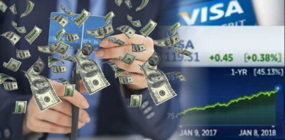 Recorte de impuestos en EE. UU. permite a Visa aumentar jubilación de empleados