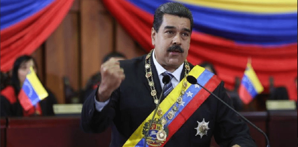 caída del régimen de Maduro