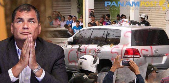 PanAm Podcast: los ecuatorianos le han dado muerte política a Rafael Correa
