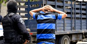 Los pandilleros podrán ser extraditados a Estados Unidos acusados de terrorismo. (Contrapunto)