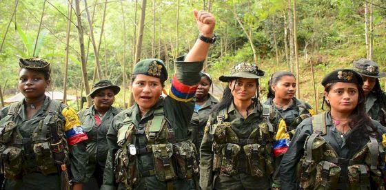 Las tenebrosas listas de las FARC al Congreso colombiano