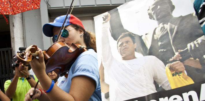 Representatives for Leopoldo López have said they will not accept anything less than his immediate release, arguing he has been imprisoned without due process.