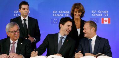 Resultado de imagen para Comisión Europea y el Gobierno de Canadá