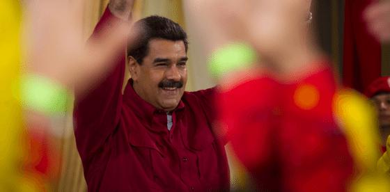 """¡Maldito Maduro!"""