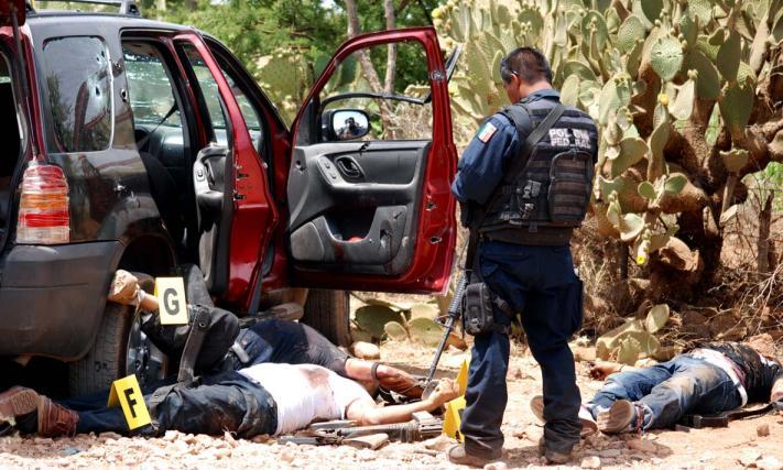 Se desconoce el número total de víctimas de los hechos de violencia del miércoles. (Proceso)