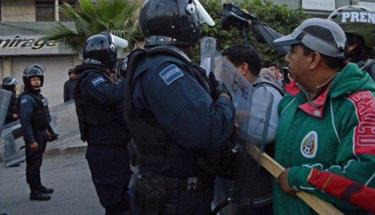 mexico manifestaciones