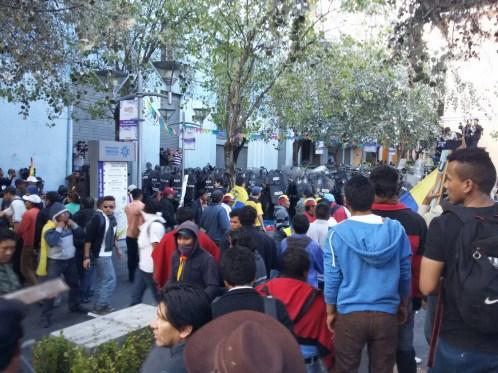 protesta-Quito