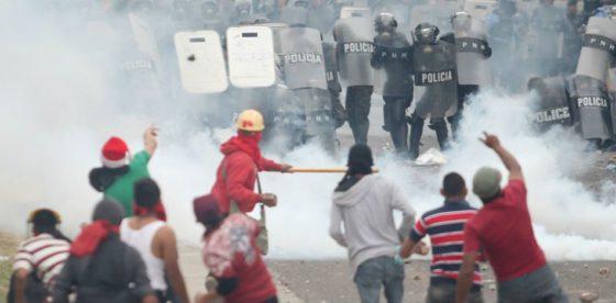Maduro estaría detrás de disturbios poselectorales en Honduras según exgeneral venezolano