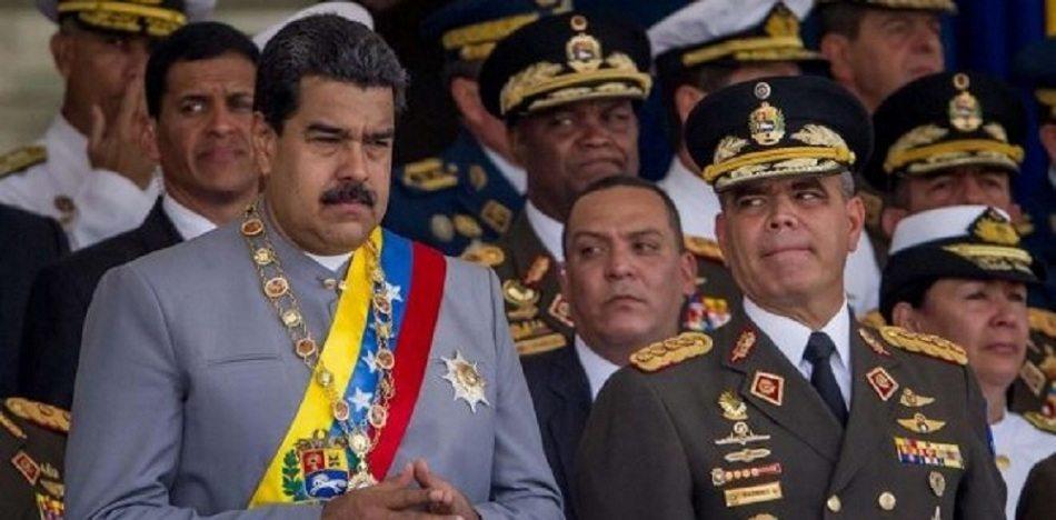 sublevación militar en Venezuela