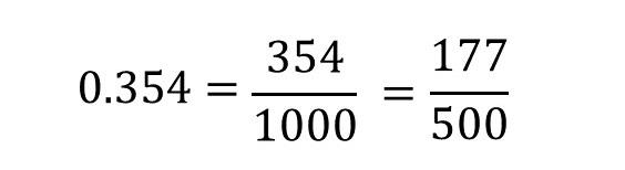 Como Sacar Fracciones Equivalentes