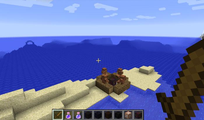 Bloques nuevos en Minecraft 1.9