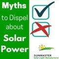 myth dispel1 - Energía Solar