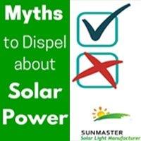 myth dispel1 - Blog Energía Solar