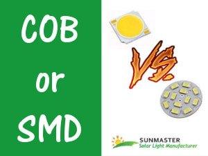 COBSMD - ¿Qué es LED COB? ¿Qué es un LED SMD?