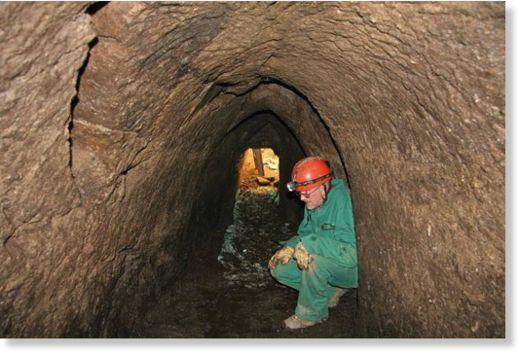 Tunel neolitico3