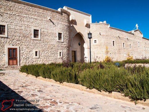 monastery mar yaqoub