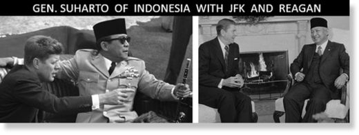 Suharto JFK