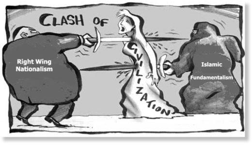 Clash civilization