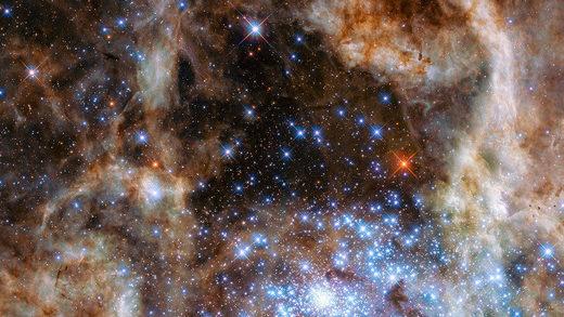 Space espacio