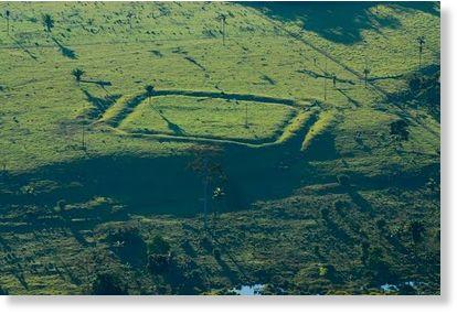 geoglifos en Amazonia 6