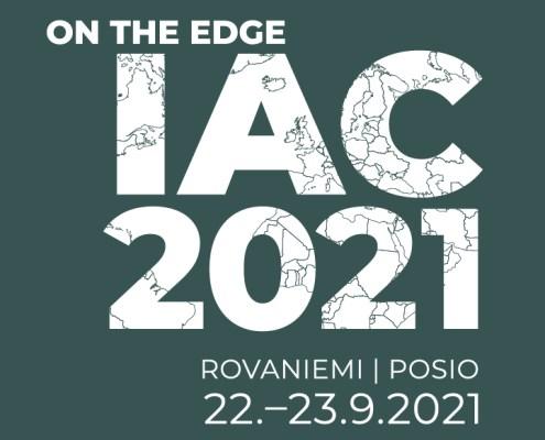 Cartel del 49º Congreso de la Academia Internacional de Cerámica 2021