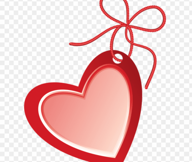 Free Png Valentine Heart Labelpicture Png Images Transparent