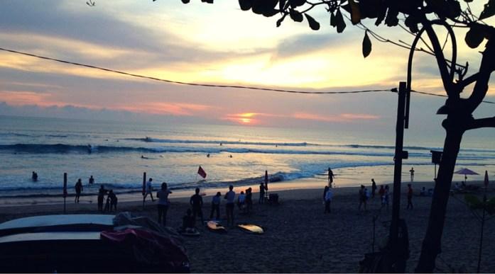 Bali - Surf in Kuta