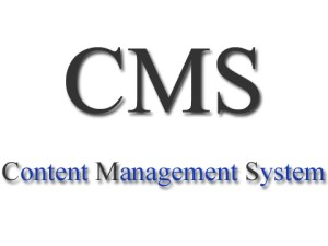 Plataformas de Blogs, CMS, Content Management System