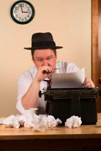 Escritores, bloqueo de escritores, writer