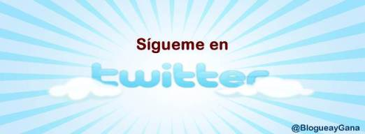 Sigueme en Twitter, banner, follow me