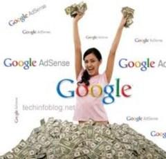 Ganar más con Google Adsense, dinero, millonario, blogger