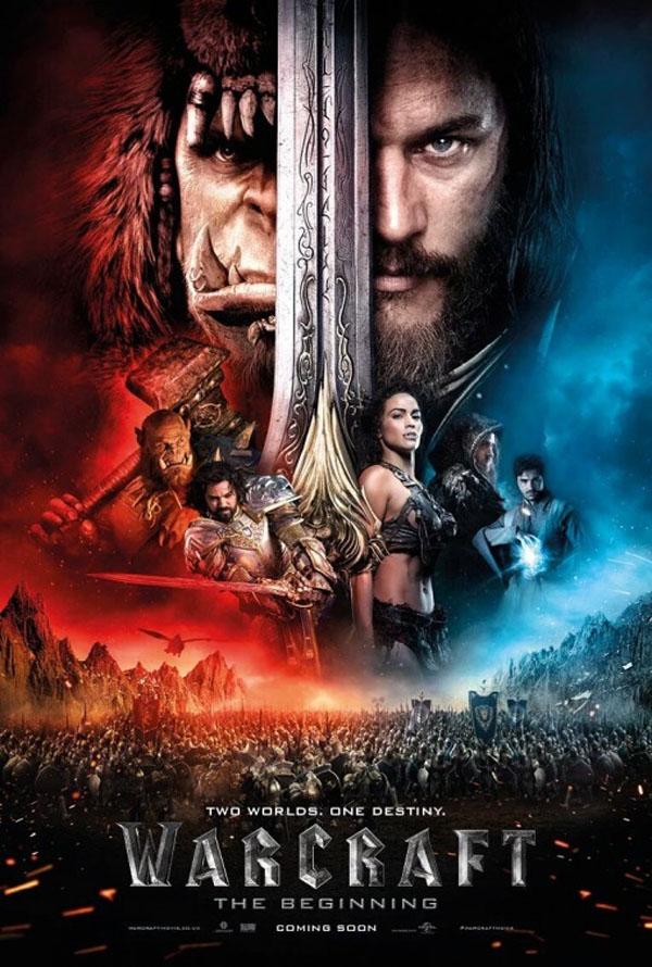 Póster de la película Warcraft: El Origen