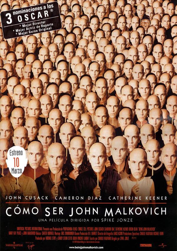 Cmo Ser John Malkovich Fotos Y Carteles