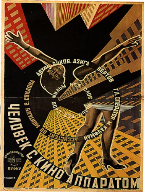 Resultado de imagen para El hombre de la cámara(1929)