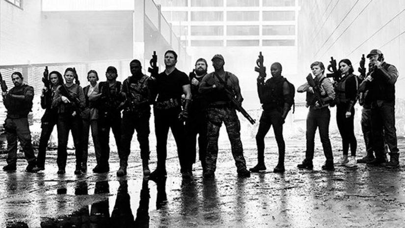 Chris Pratt se prepara para luchar contra extraterrestres en la primera imagen de 'The Tomorrow War' - Noticias de cine - SensaCine.com