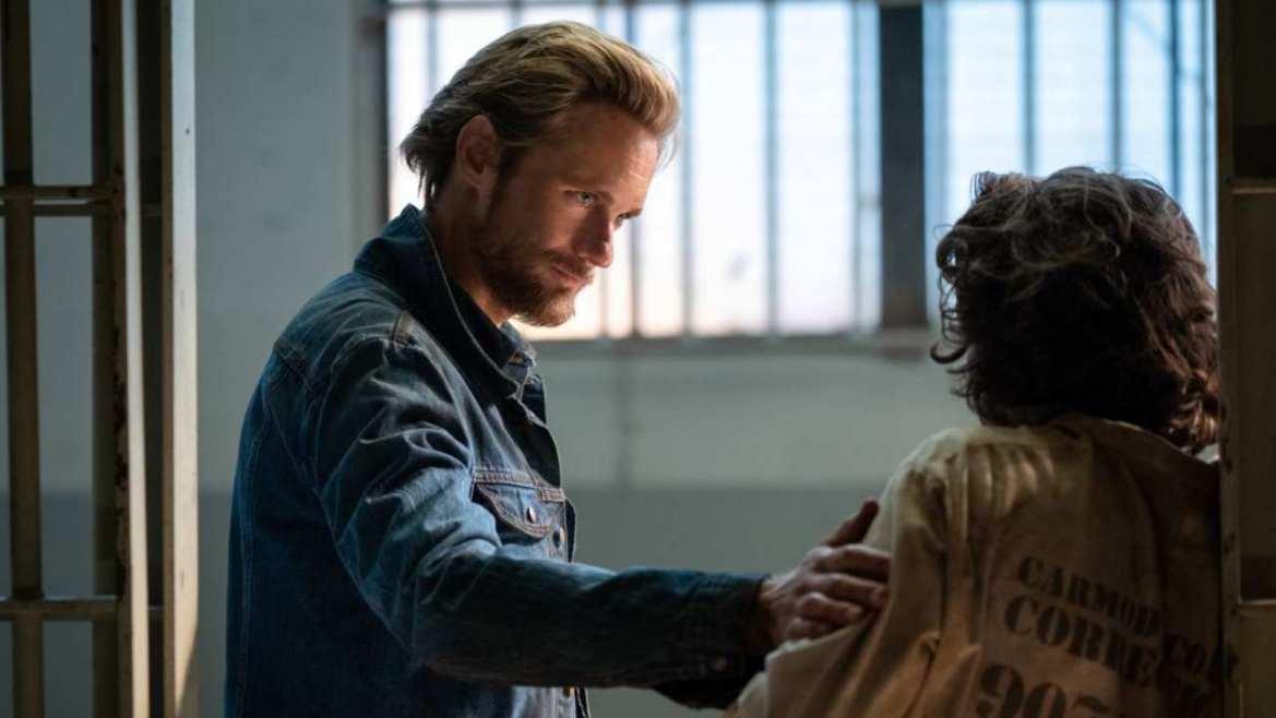 The Stand': Alexander Skarsgård acapara todas las miradas en el nuevo  tráiler de la serie de terror de Stephen King - Noticias de series -  SensaCine.com