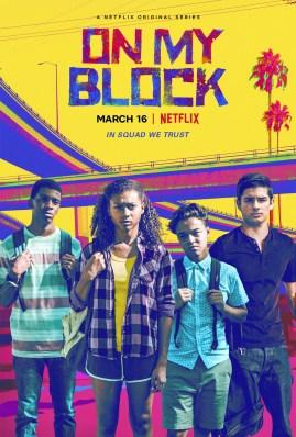 Resultado de imagen de on my block temporada 1