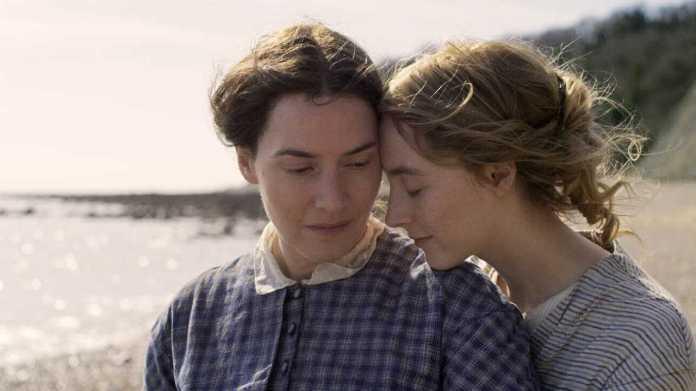 Ammonite': primera imagen del drama romántico con Kate Winslet y ...