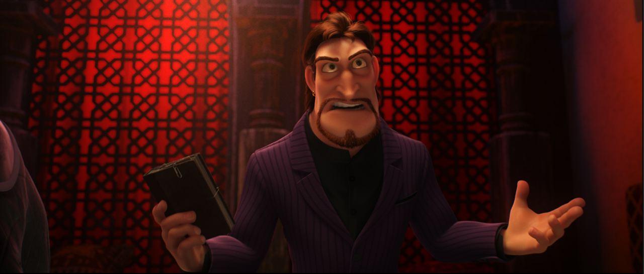Tadeo Jones 2: El secreto del Rey Midas : Foto