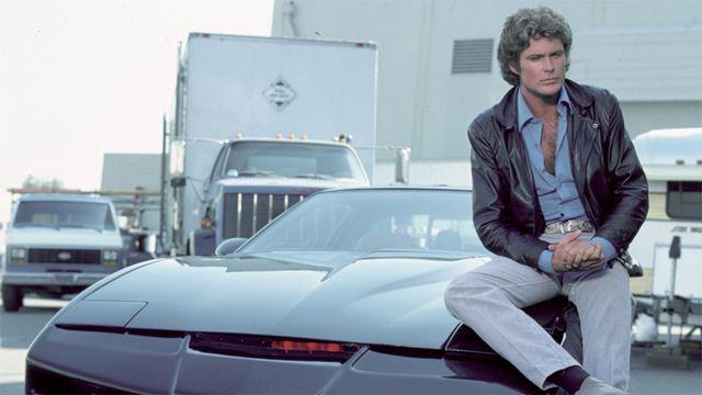 David Hasselhoff confirma el regreso de 'El coche fantástico'