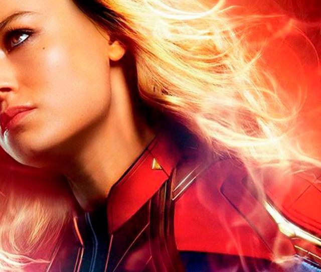 Capitana Marvel Brie Larson Clarifica Sus Comentarios Sobre La Inclusion Noticias De Cine Sensacine Com